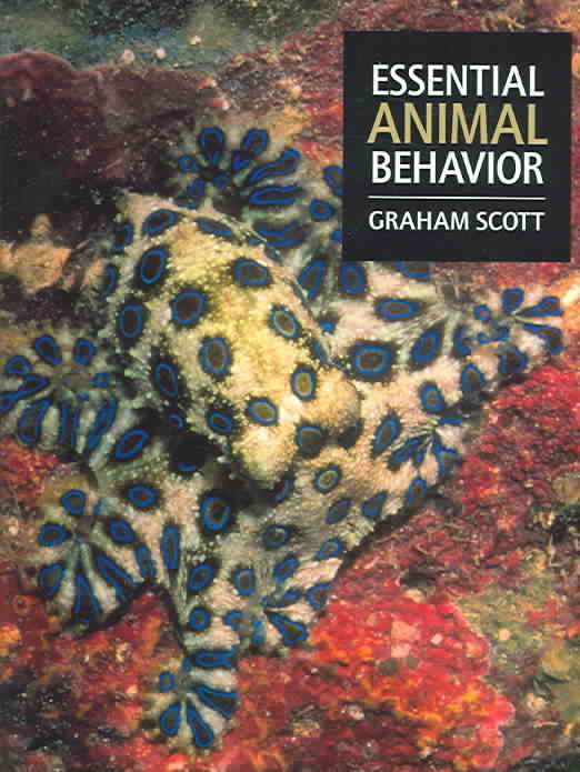 Essential Animal Behavior By Scott, Graham